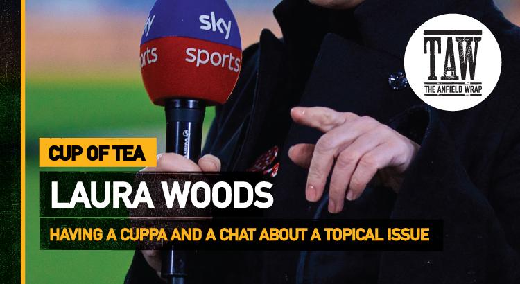 Laura Woods   Cup Of Tea