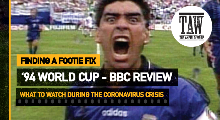 USA '94 World Cup – BBC Review | Finding A Footie Fix
