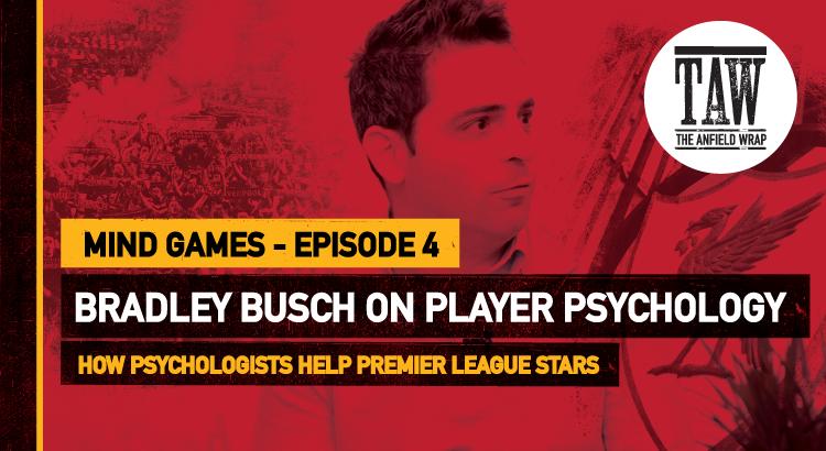 Bradley Busch On Injuries | Mind Games