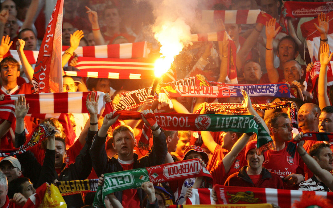 Revisited: The Istanbul Fan Arena