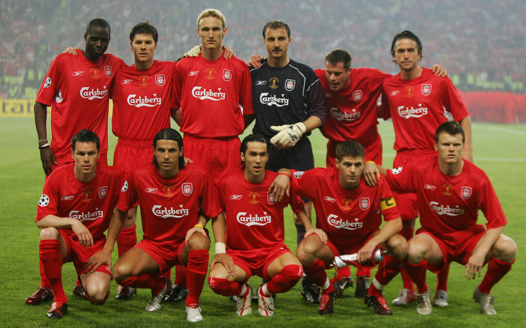 The Anfield Wrap: Istanbul – 15 Years On