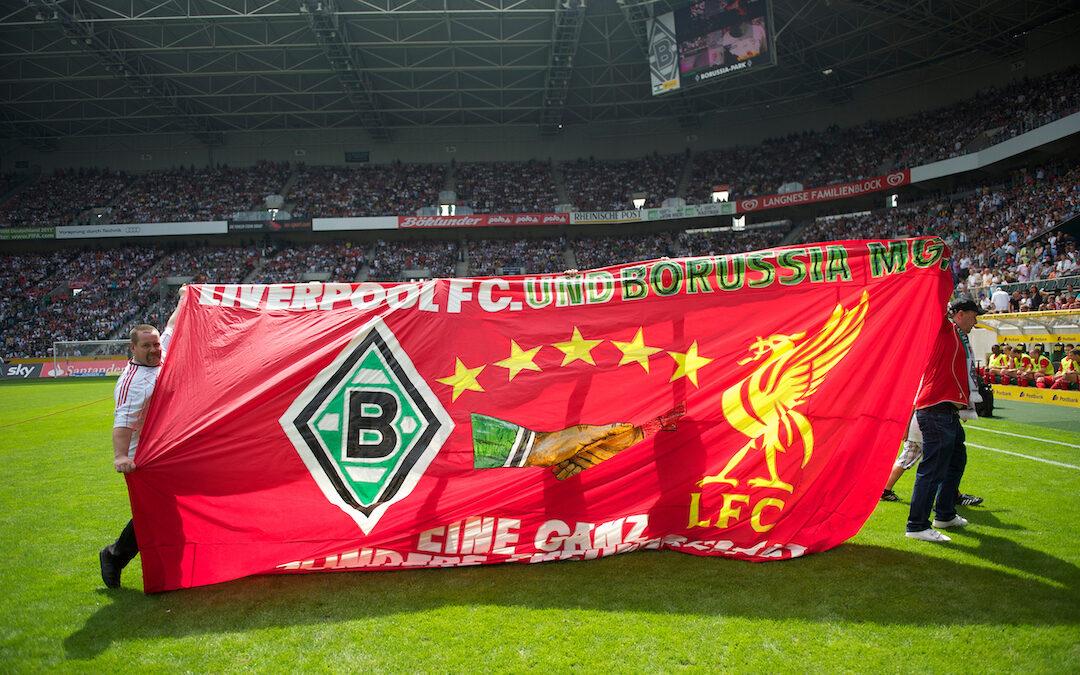 Bundesliga Diaries: Dave Becomes A Gladbach Fan