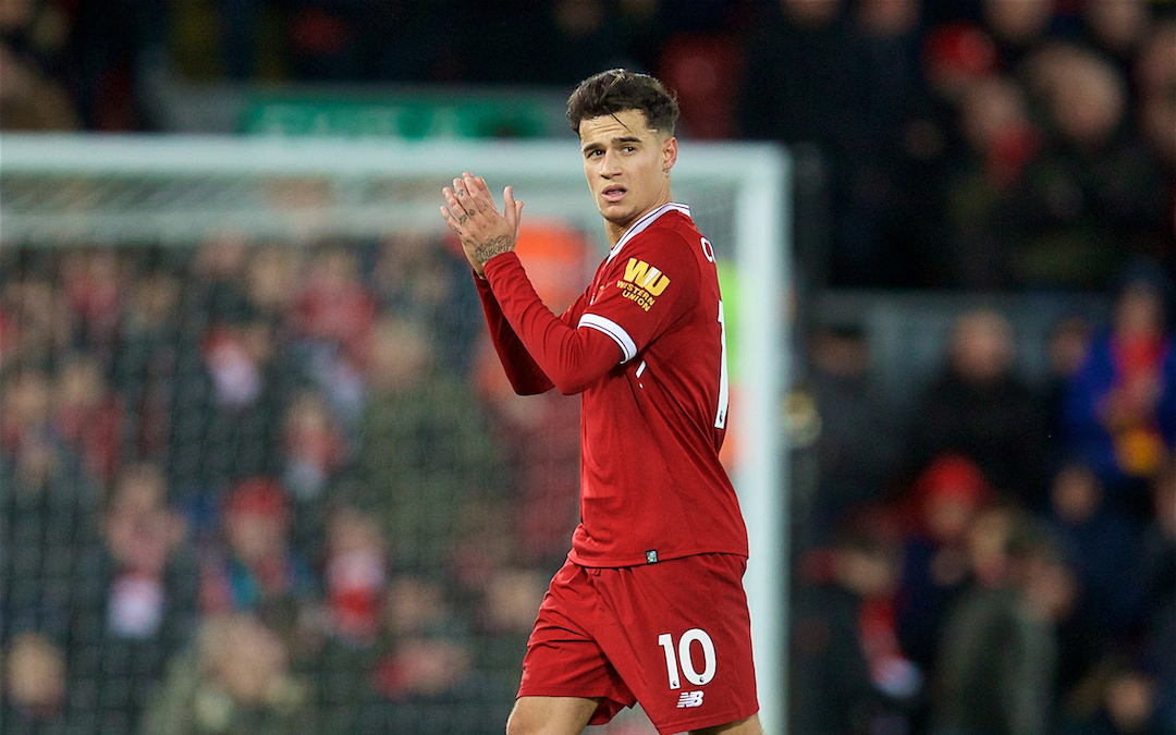 Wildcards – Philippe Coutinho