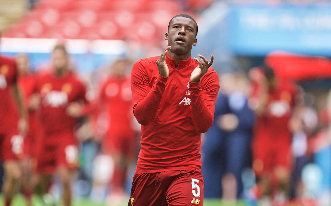 Wildcards: Gini Wijnaldum's Contract