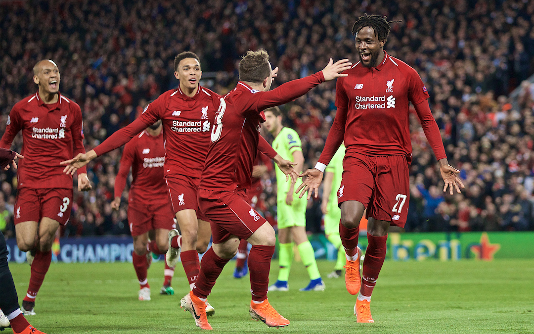 From The Vault: Liverpool 4 Barcelona 0 – The Post-Match Show