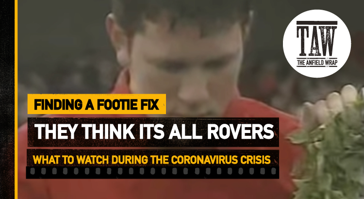 They Think It's All Rovers | Finding A Footie Fix
