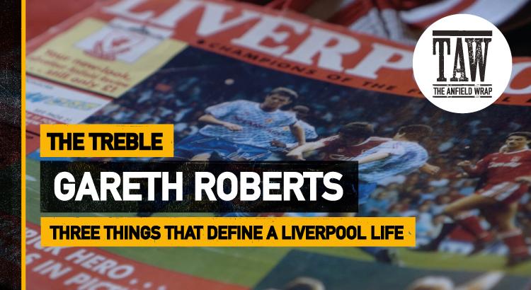 Gareth Roberts | The Treble