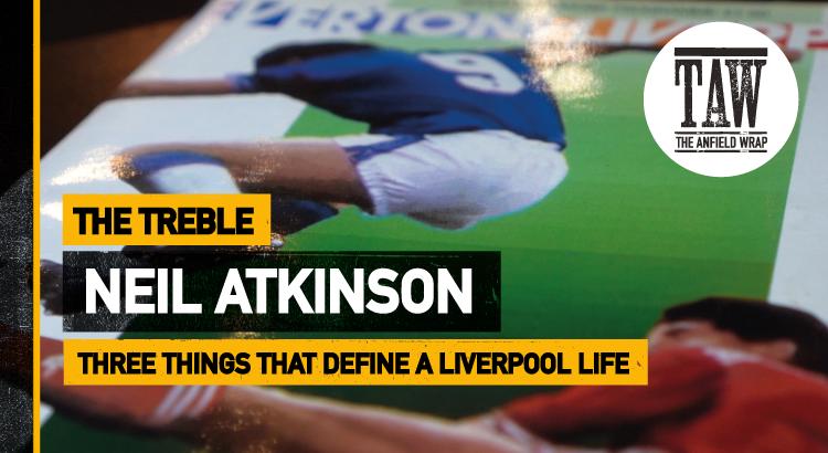 Neil Atkinson | The Treble