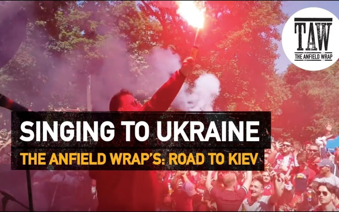 Singing To Ukraine – The Road To Kiev | From The Vault