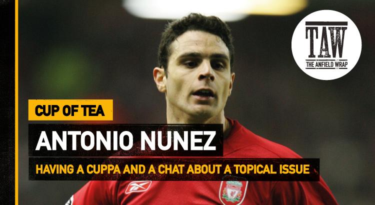 Antonio Nunez | Cup Of Tea