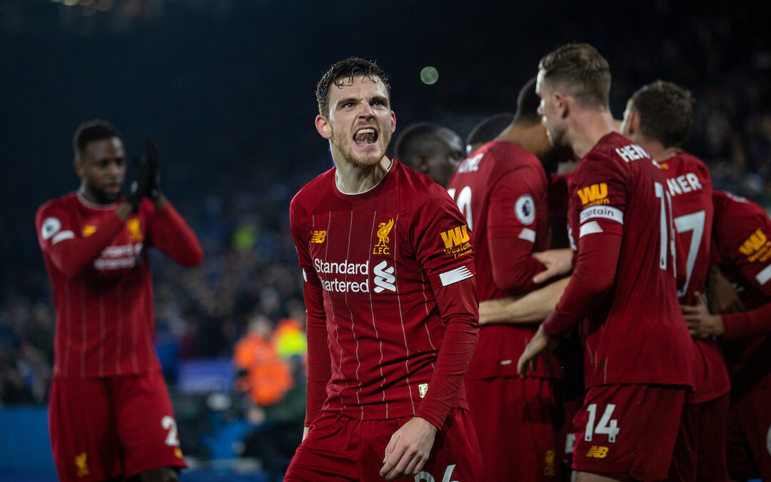 Andy Robertson's Remarkable Rise To The Top