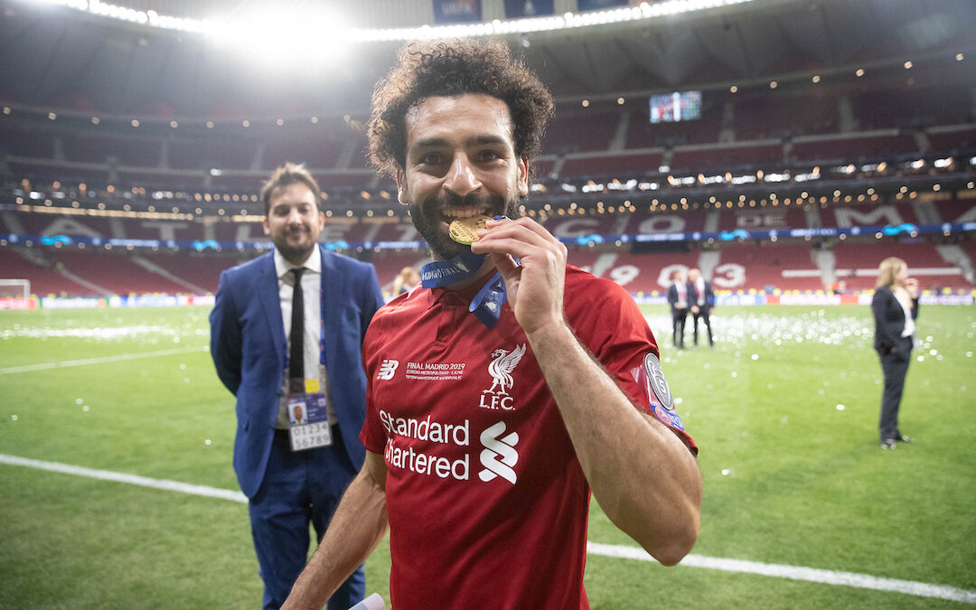 Why Mo Salah's Still The Man For The Big Moment