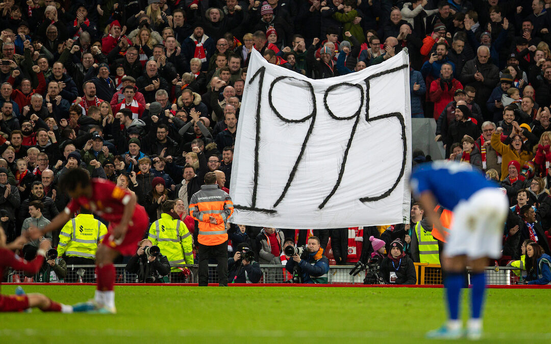 Liverpool, Everton And Heysel Point Scoring: Forever In Blue Screams