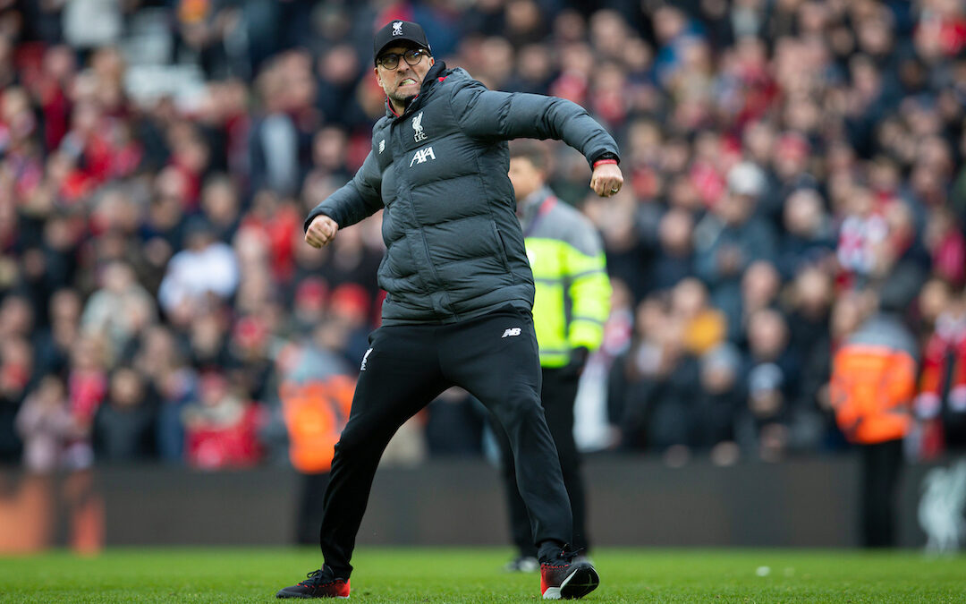 Why Jürgen Klopp Has Changed His Title Tune
