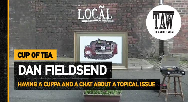Dan Fieldsend   Cup Of Tea