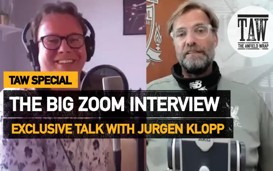 Jürgen Klopp | The Big Zoom Interview