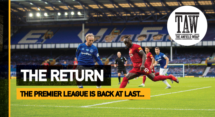 The Return: Part Two | TAW Special
