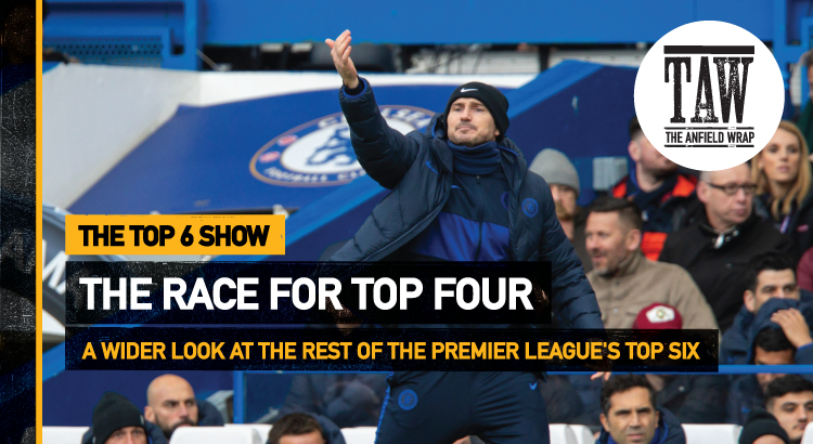 Man City, Leicester, Chelsea & Man Utd | The Top Six Show