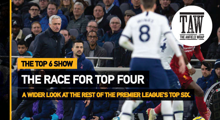 Arsenal, Spurs, Sheffield & Wolves | The Top Six Show