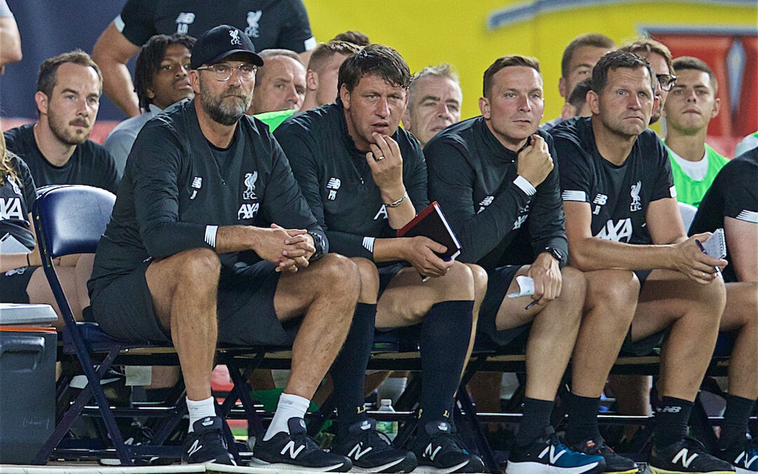 Jürgen Klopp's Biggest Transfer Questions To Answer This Summer