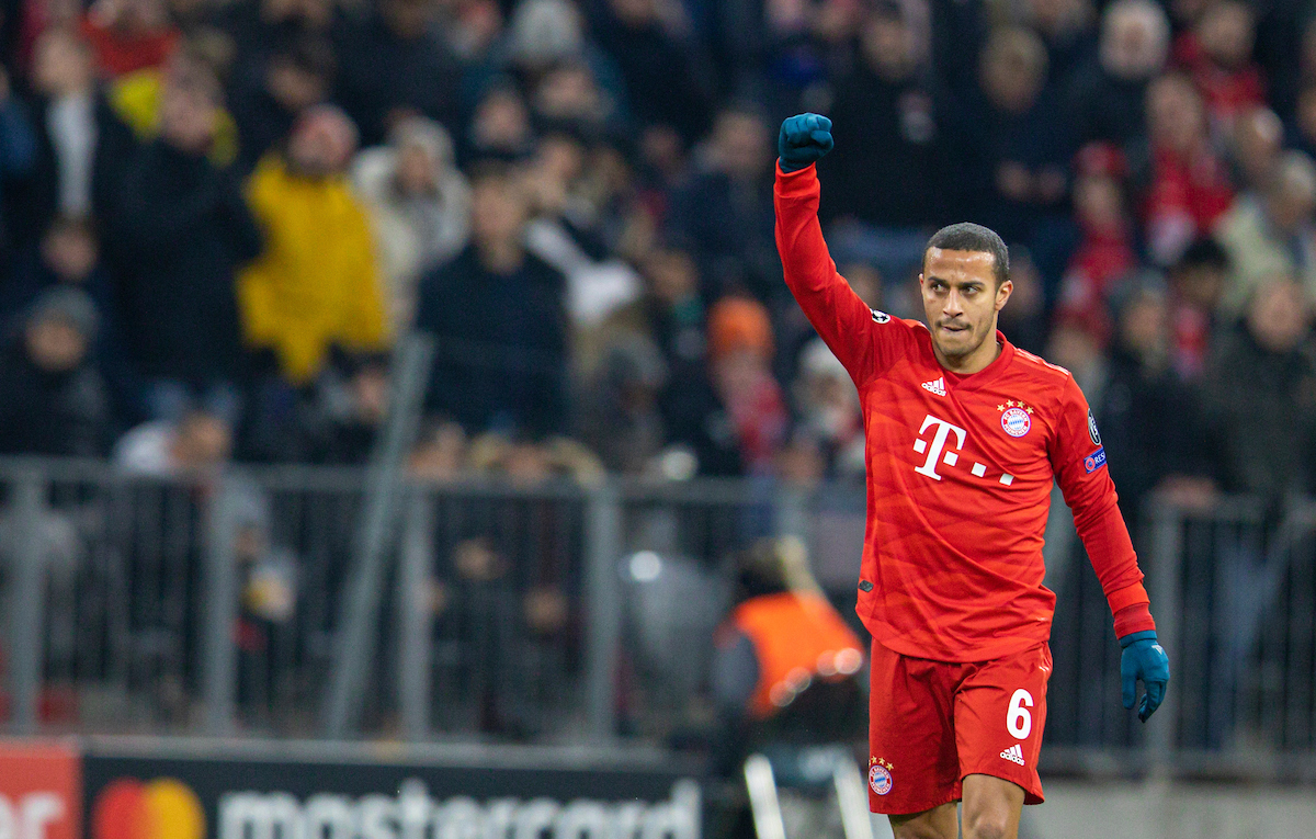 Thiago's Instant Impact Is A Lift To All At Liverpool