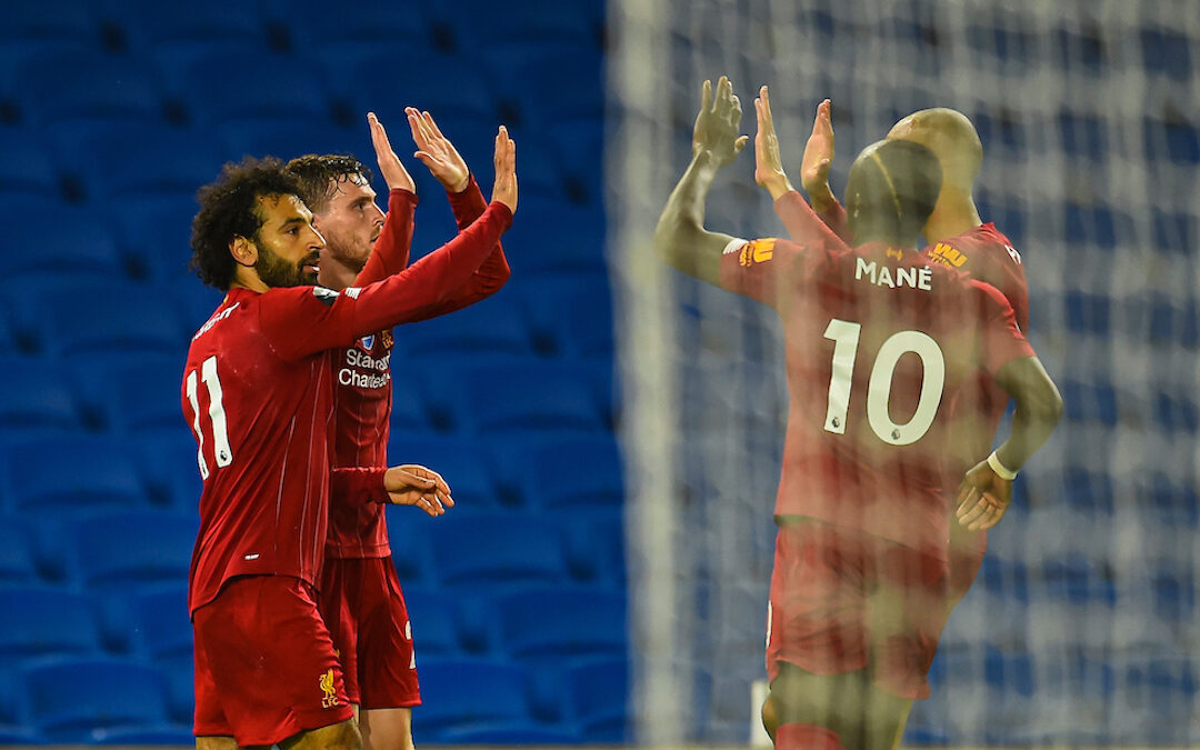 Brighton & Hove Albion 1 Liverpool 3: The Morning After