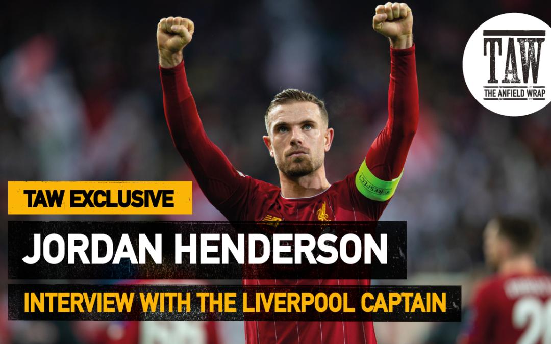 Jordan Henderson | The Embodiment Of Liverpool FC 2020