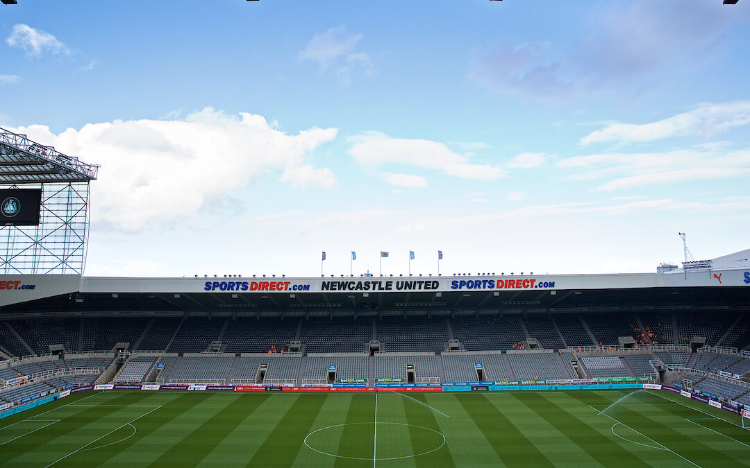 Newcastle United v Liverpool: The Big Match Preview