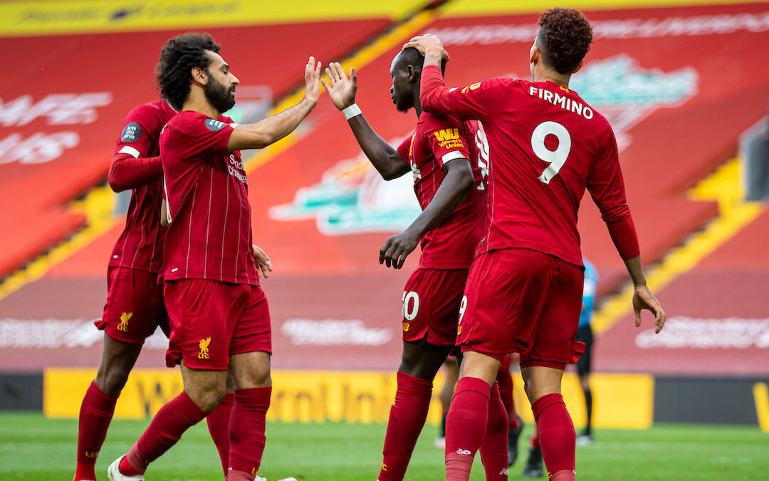Liverpool 2 Aston Villa 0: The Match Review