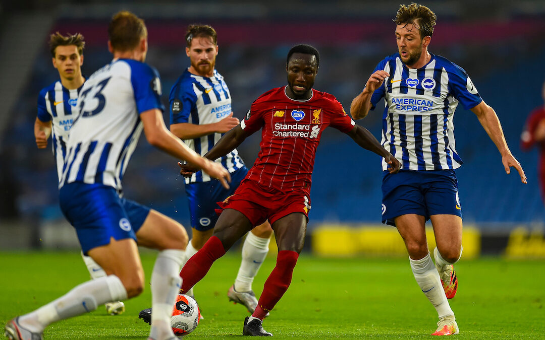 Brighton & Hove Albion 1 Liverpool 3: The Match Ratings