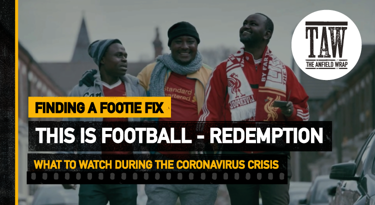 This Is Football | Finding A Footie Fix