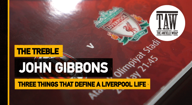 John Gibbons | The Treble