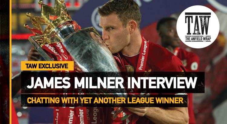 James Milner   The Big Zoom Interview