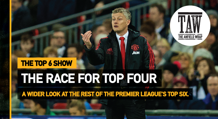 The Top Four Race Rolls On | The Top Six Show