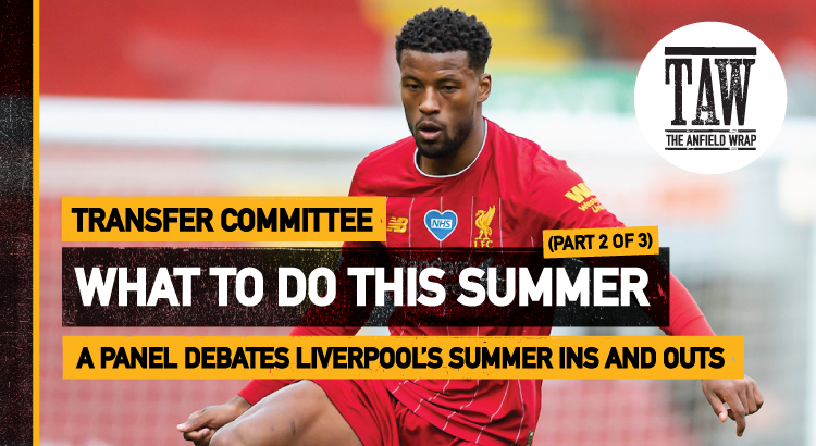 2020 – Part Two | The Transfer Committee