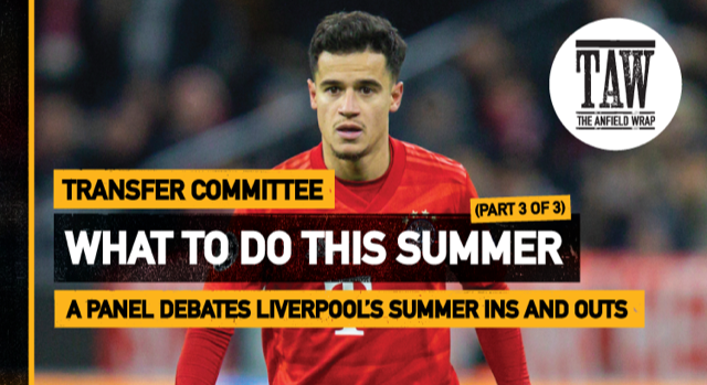 2020 – Part Three | The Transfer Committee