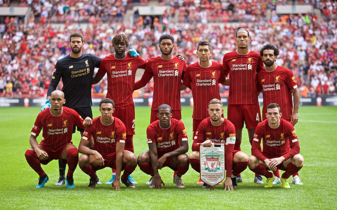 Arsenal v Liverpool: The Community Shield Preview