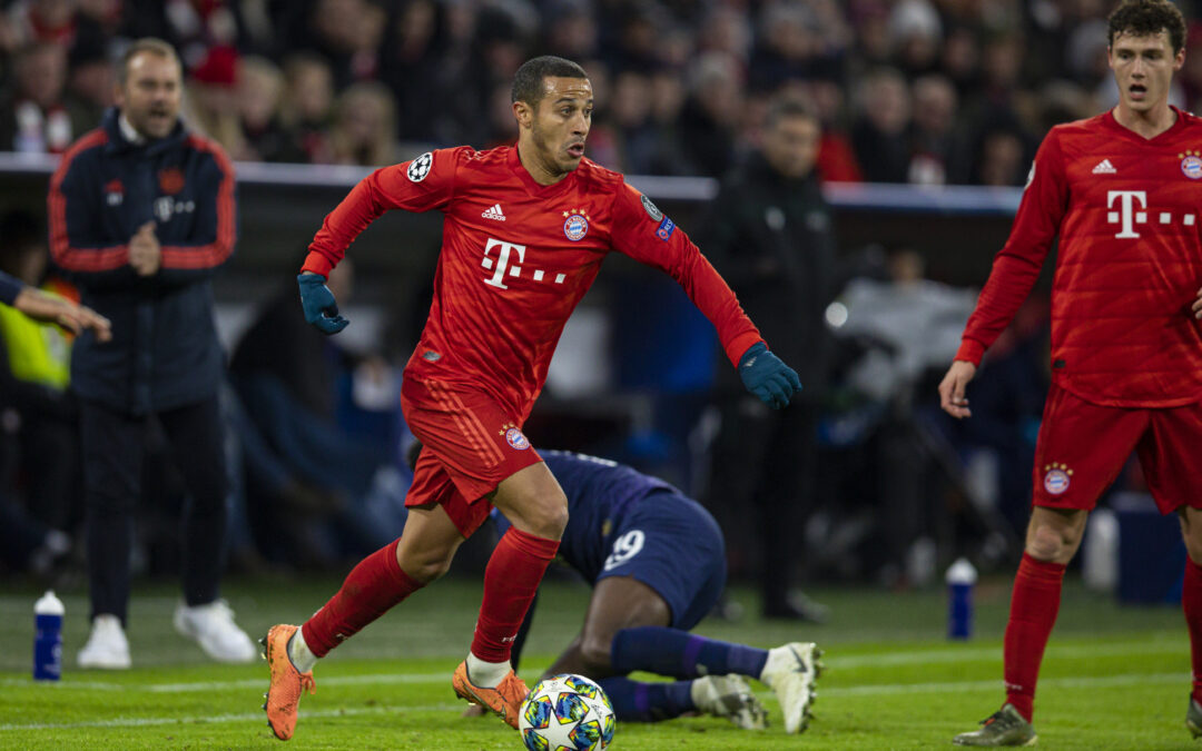 The Gutter: Thiago Talks Stepping Up?