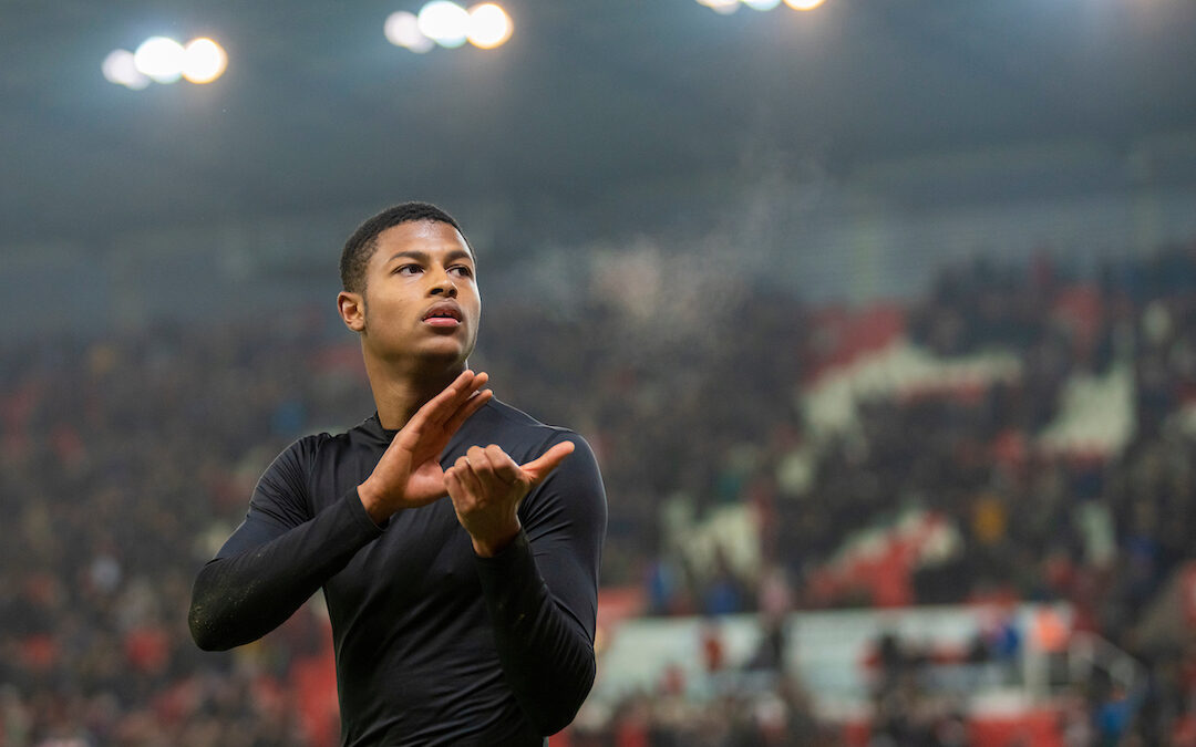 Has Rhian Brewster Earned Himself A Place At Liverpool?