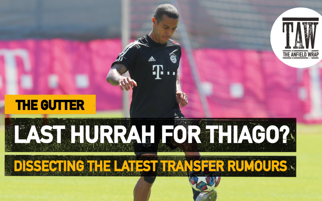 One Last Hurrah In Lisbon For Thiago? | The Gutter