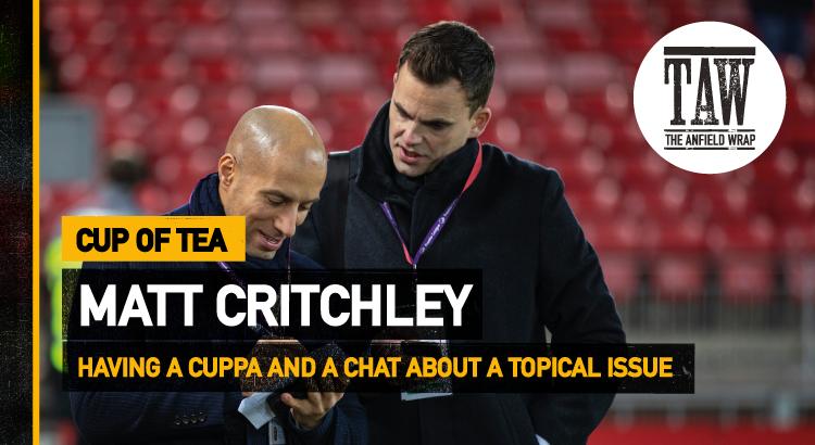 Matt Critchley | Cup Of Tea