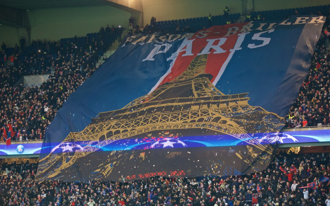 Psg The Anfield Wrap