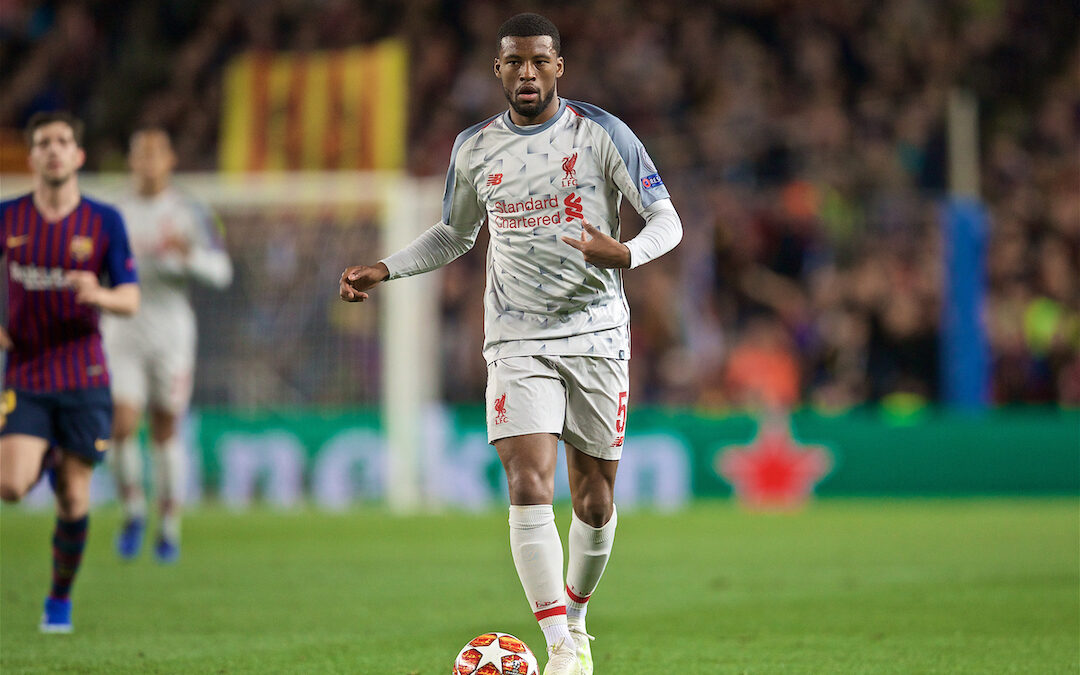 The Gutter: Could A Messi Move Impact Wijnaldum?