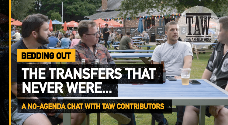 The Transfers That Never Were   Bedding In (Out)