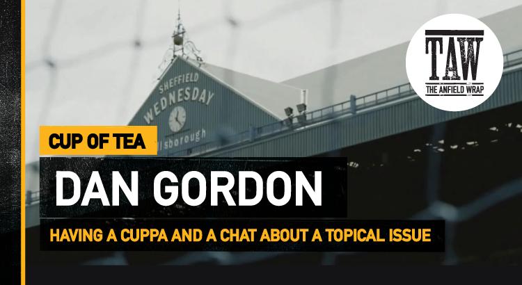 Dan Gordon | Cup Of Tea