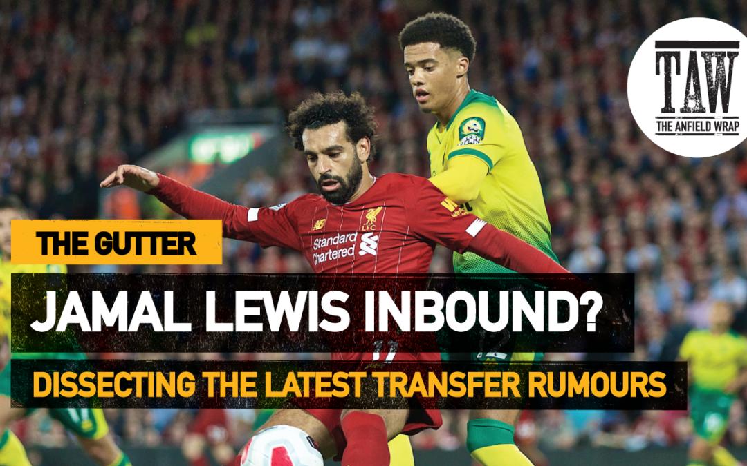 Jamal Lewis – The Ideal Backup Left-Back? | The Gutter