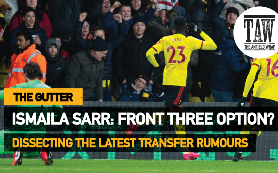 Ismaila Sarr – Front Three Option? | The Gutter