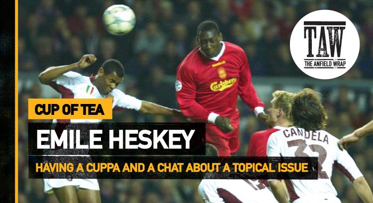 Emile Heskey | Cup Of Tea