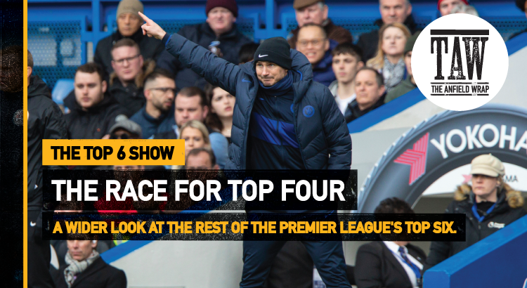 Chelsea, Arsenal & Wolves | The Top Six Show