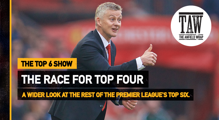 Man Utd, Spurs & Leicester | The Top Six Show